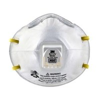 3M 8210V Cup Particulate Respiratory Protection 1