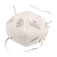 3M 9004A 50 P1 Flat Folded Particulate Respiratory Protection
