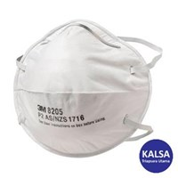 3M 8205 P2 Particulate Respiratory Protection 1