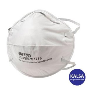 3M 8205 P2 Particulate Respiratory Protection