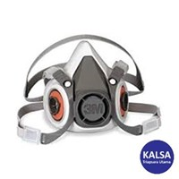 3M 6200 Size M Half Reusable Respiratory Protection 1