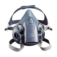 3M 7502 Size M Half Face Reusable Respiratory Protection 1