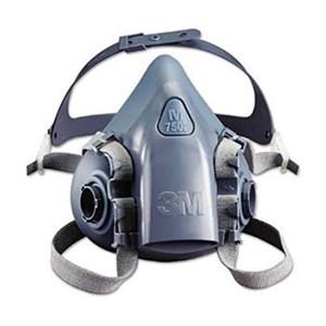 3M 7502 Size M Half Face Reusable Respiratory Protection