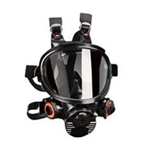3M 7800 S-L Full Face Reusable Respiratory Protection
