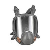 3M 6800 Size M Full Face Reusable Respiratory Protection 1