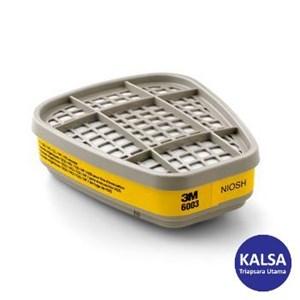 3M 6003 Gas and Vapor Cartridges Respiratory Protection