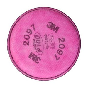 3M 2097 Particulate Filter Respiratory Protection