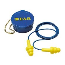 3M 340-4002 Reusable Ear Plug Ultrafit Corded Hearing Protection