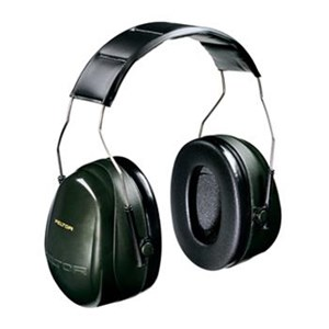 3M H7A Peltor Optime 101 Earmuffs Hearing Protection