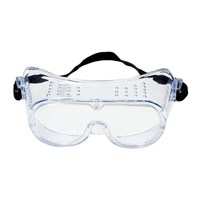 3M 40661-334AF Splash Safety Goggles Anti Fog Eye Protection 1