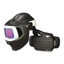 3M 9100MP- 9100XXi-Adflo Speedglas Air Welding Helmet Face Portection