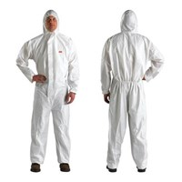 3M 4510 Size L Safety Coverall Body Protection 1