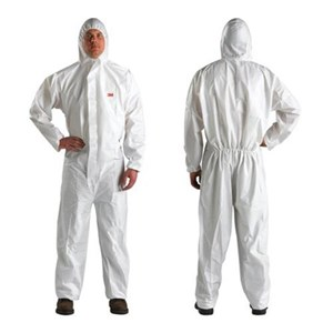 3M 4515 Size M Safety Coverall Body Protection