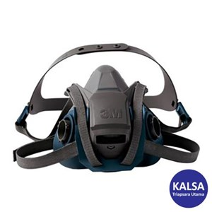 3M 6502 QL SIze M Rudgged Comfort Reusable Respiratory Protection