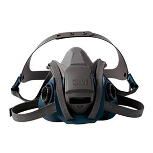 3M 6503 QL SIze L Rudgged Comfort Reusable Respiratory Protection