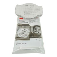 3M 1744 Particulate Filter dan Holder Respiratory Protection 1