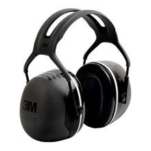 3M X5A Peltor X Series Ear Muffs Black Hearing Protection
