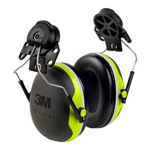 3M X5P3E Peltor X Series Ear Muffs Hi-Viz Hearing Protection