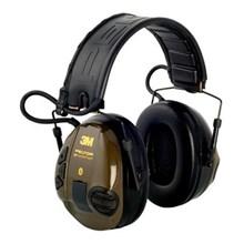 3M MT16H21FWS5L-584 GN Peltor WS Sport Tac Light Hearing Protection