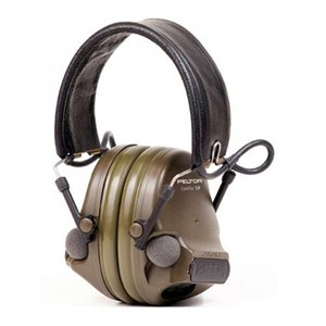 3M MT17H682FB-02 Peltor Com Tac XP Headset Hearing Protection
