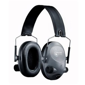 3M MT15H67FB Peltor Sound Trap Slimline Earmuff Tactical Electronic Hearing Protection