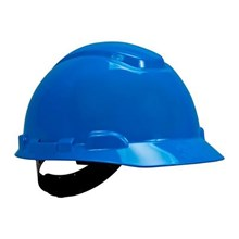 3M H-703P Blue 4-Point Pinlock Suspension Hard Hat Head Protection