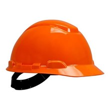 3M H-706P Orange 4-Point Pinlock Suspension Hard Hat Head Protection