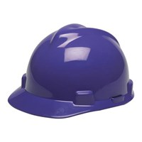 MSA Fastrack V-Gard Caps Dark Blue Head Protection 1