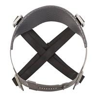 Jual MSA Staz On V-Gard Caps Gray Head Protection 2