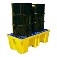 Distributor Brady SC-DP2 Spill Pallet Spill Control and Containment 3