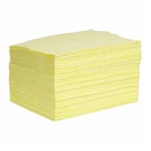 SpillTech YPB100H Yellow SonicBonded HazMat