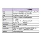 Kyoritsu KEW 1109S Multimeter 2