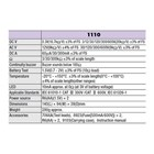 Kyoritsu MODEL 1110 Multimeter 2