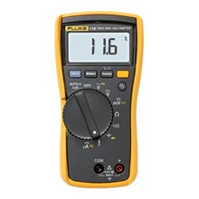 Fluke 116 Temperature and Microamps HVAC Digital Multimeter