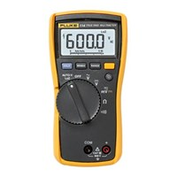 Fluke 114 Electrical Digital Multimeter 1