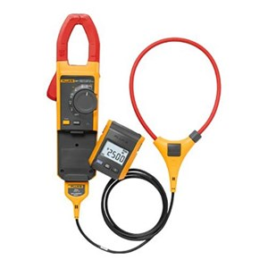 Fluke 381 Remote Display Digital Clamp Meter with iFlex
