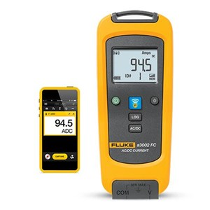 Fluke a3002 FC Wireless Module Digital Clamp Meter