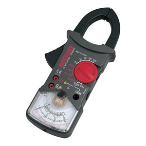 Sanwa CAM600S with Case Analog Clamp Meter