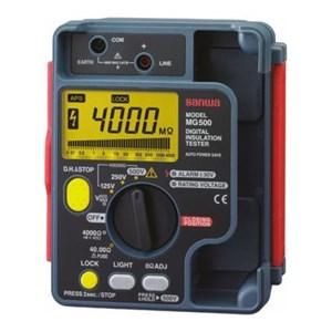 Sanwa MG500 Digital Insulation Resistance Tester