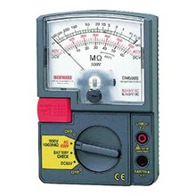 Sanwa DM509S Analog Insulation Resistance Tester