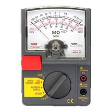 Sanwa PDM509S Analog Insulation Resistance Tester