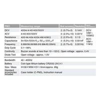 Jual Sanwa PM3 Digital Multimeter 2