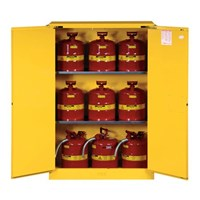Jual Justrite 894520 Yellow Industrial Safety Cabinet 2