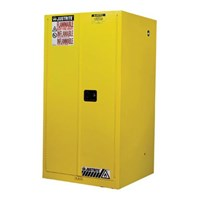 Justrite 896000 Yellow Industrial Safety Cabinet