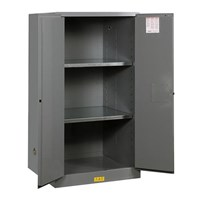 Jual Justrite 896003 Gray Industrial Safety Cabinet 2