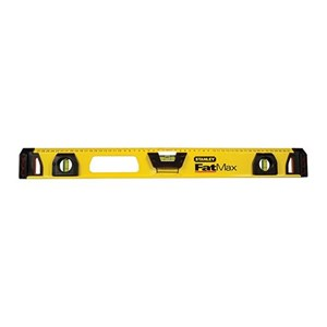 Stanley 43-553 Fatmax I-Beam Level Non Magnetic Layout Tool