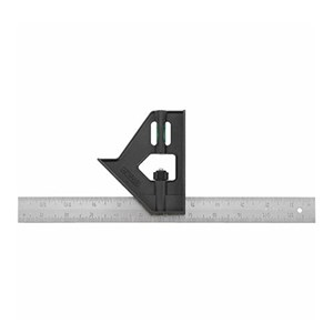 Stanley 46-012 Combination Square Layout Tool