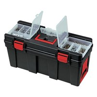 Kennedy KEN-593-2340K Tote and Wheels Tool Boxes 1