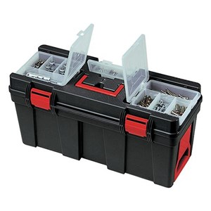 Kennedy KEN-593-2340K Tote and Wheels Tool Boxes