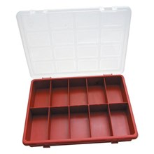 Kennedy KEN-593-6000K 10-Compartment Storage Trays Tool Boxes